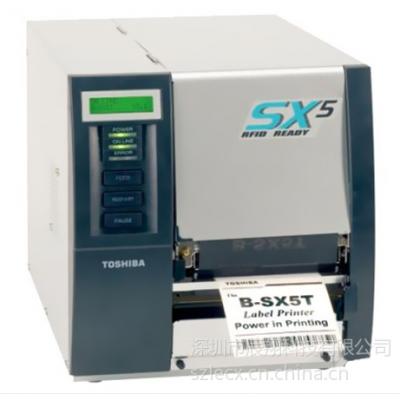 供应TOSHIBA B-SX4T&B-SX5T工业级标签打印机 东芝tec B-SX4T&B-SX5T