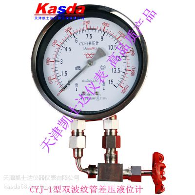 CYJ-1差压计,CTJ-1液位计,CYJ-1双波纹管差压液位计厂家