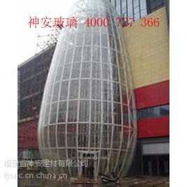 钢化玻璃,球型异性中空玻璃,定制生产 厂家直销