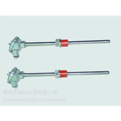 商华厂家供应钨钼/钴钼合金耐磨双支热电阻 WZPK2-430NM