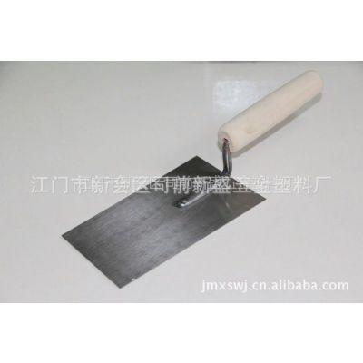 供应三钉锰钢抹泥刀,抹泥刀,砌砖刀,灰匙 MW010