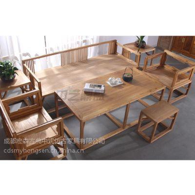 成都中式沙发,仿古雕花沙发,禅意沙发,实木布艺沙发,中式罗汉床,中式贵妃榻,中式家具沙发类定做