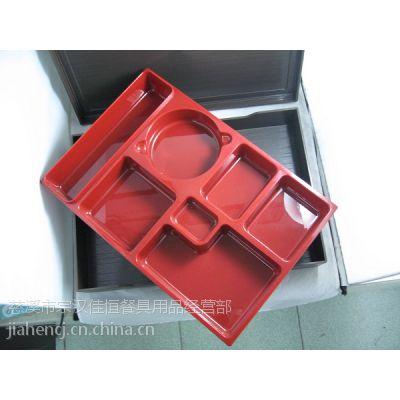 供应A9-40咖啡色便当盒特大号仿木全新进口料生产A9-40便当盒高档质量餐具批发