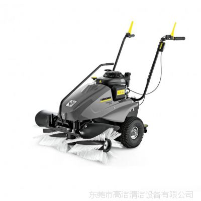 德国凯驰KM80W P汽油驱动扫地机 全自动洗扫地车