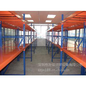 供应深圳友信货架厂销售重型库房货架仓储货架