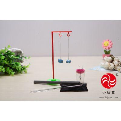 DIY创意实验-科学静电(摩擦起电)