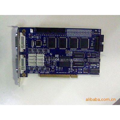 供应监控采集卡中性GV1480 / 16路音视频同步视频采集卡 中英软件