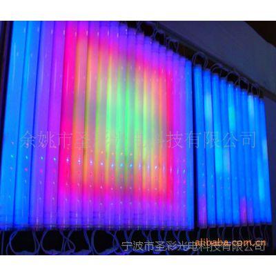 LED七彩护栏管 用外墙轮廓装饰 外控