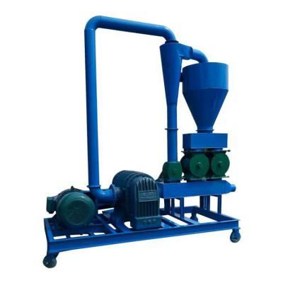 密闭式气力吸粮机 无扬尘煤灰装罐输送机 组合式作业抽粮机