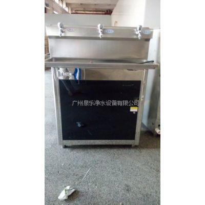 广东校园直饮水机 不锈钢节能饮水台 温热电热开水器(自来水经过滤百分百烧开)