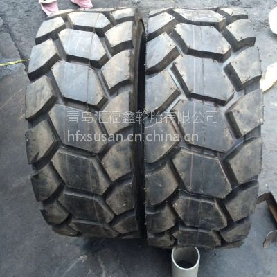 供应前进矿井铲车轮胎10-16.5大块花纹L-4A