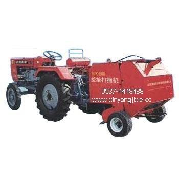 供应石家庄 麦秸专用打捆机批发市场