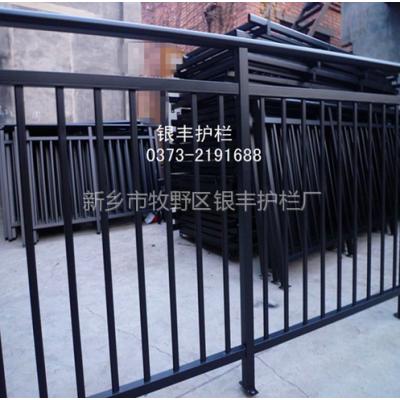 供应郑州拼装式锌合金围栏 锌合金围栏  锌合金阳台护栏 锌合金组装式围栏