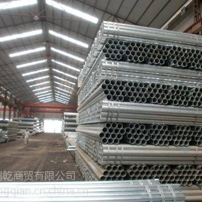 重庆热镀锌钢管镀锌流程 重庆热镀锌钢管加工厂