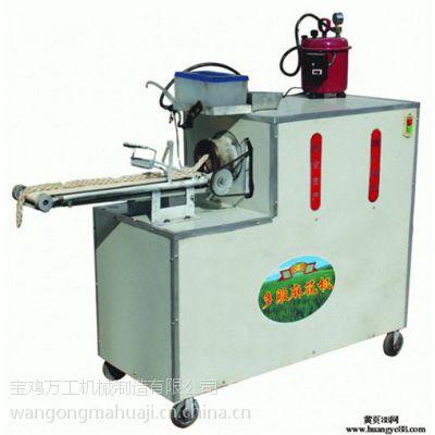 万工机械(图)、麻花机设备、宝鸡麻花机