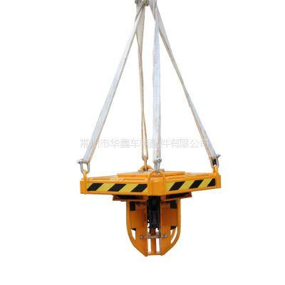 供应吊车专用四桶夹 四油桶吊具 油桶吊