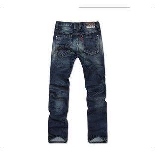 供应韩版牛仔裤男 新款水洗直筒潮牌大码男士牛仔长裤批发 牛仔裤分销