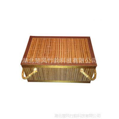 竹包装烘焙创意义乌高档粽子水果月果精品包装礼品盒厂家批发