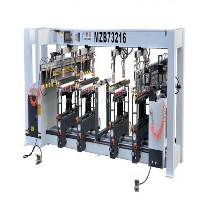 厂家直销 品质致上 质量可靠 驰强木工机械 排钻、六排钻