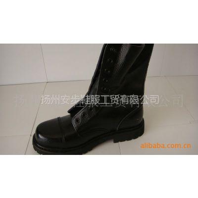 供应定制军训军靴军鞋