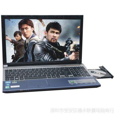 批发15.6寸宏基 双核 DVD光驱 金属超薄厂价直销中