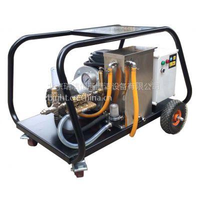 北京瑞洁恒通专业生产高压清洗机,主要采用意大利进口柱塞泵、高精密组件研发生产