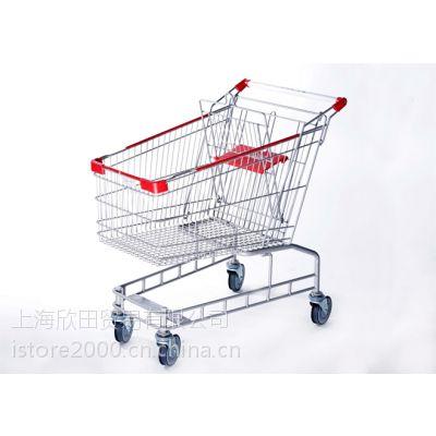 澳式购物车价格 超市手推车厂家