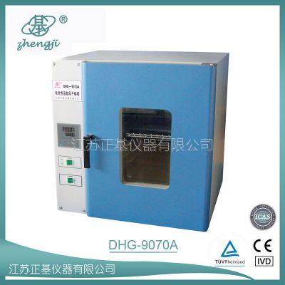 供应电热恒温鼓风干燥箱--江苏正基仪器DHG系列