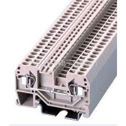 供应a台湾町洋弹盒夹线式轨道接线端子AK2.5(旧型号SK2.5)量大从优