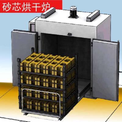 铸造砂型NJH砂芯烘干炉 砂芯烘干箱 万能佳品牌厂家直销