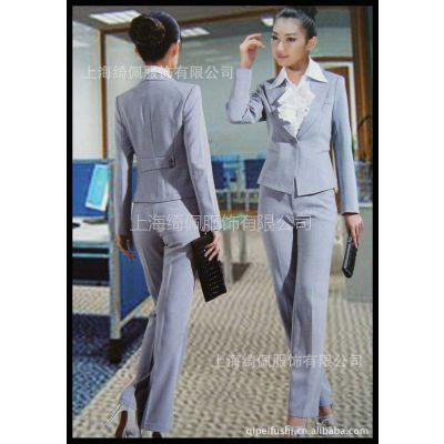 供应定做女式小西服,白领商务制服、西装、商务职业装,办公室职业装