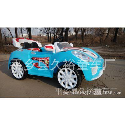 遥控保时捷 法拉利儿童电动汽车越野可坐双驱四轮儿童电动车轿车