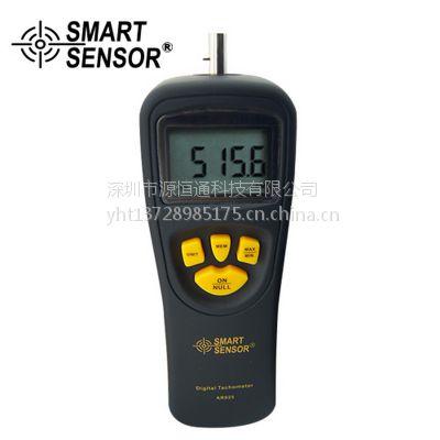 希玛AR925接触式转速表 手持数显转速仪转速计线速度测速表