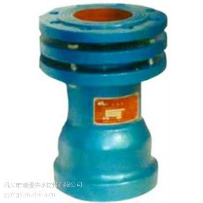 铸铁伸缩器|瑞通供水(图)|铸铁伸缩器说明