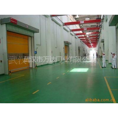 供应推【新款低价】武汉万达环保PVC透明快速门