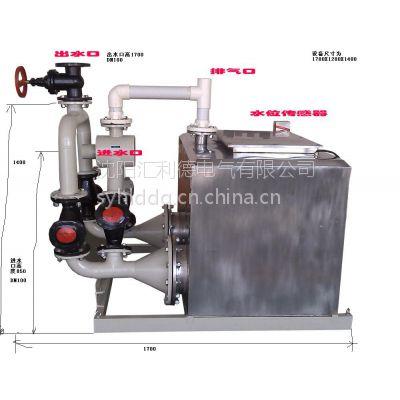 供应全自动不锈钢污水提升器
