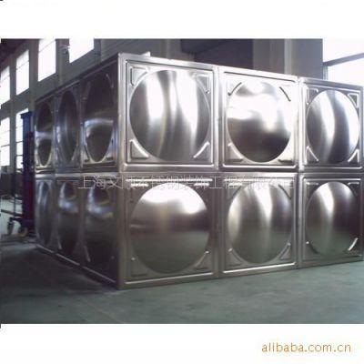 供应不锈钢水箱适用于小区.办公楼.大卖场