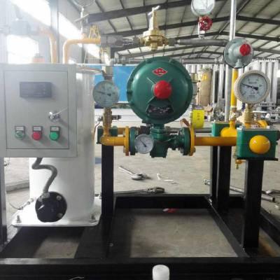 烤漆加热炉用燃气调压撬南宫弘创公司提供燃气调压柜