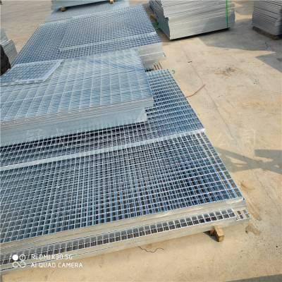 压焊钢格板批发价 压焊钢格板直销 质量保证