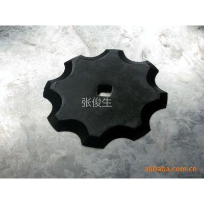 供应TMR饲料搅拌机刀片(圆梅花刀片)
