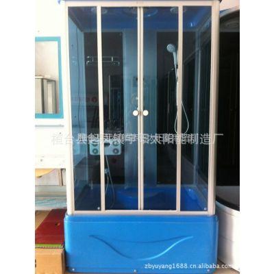 厂家供应优质整体浴室简易淋浴房精致卫浴