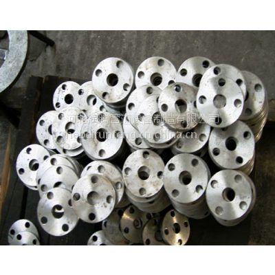 大量供应北京温室大棚专用Q235碳钢平焊法兰