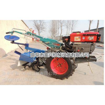 小型汽油旋耕机 柴油翻土机 富兴汽油旋耕松土机