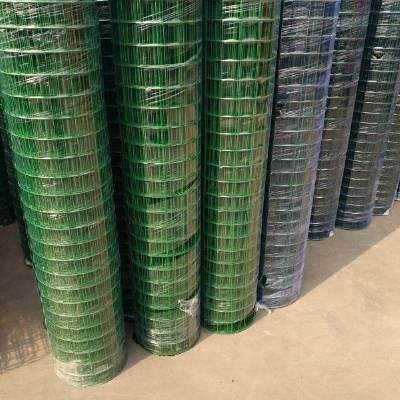 养殖防护网 山东绿色铁网围栏厂家 养鸡荷兰网