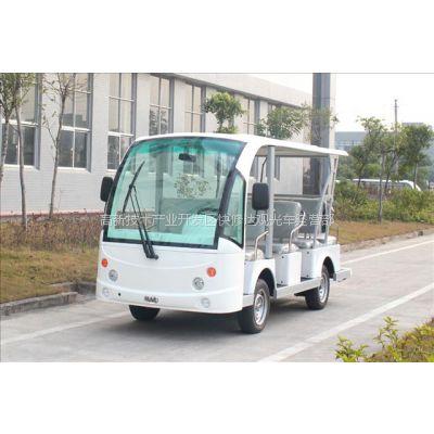供应重庆地区8人座电动观光车八人座电动观光游览车