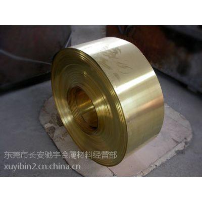 【C38500铅黄铜冲压带材】易冲压黄铜卷料C38500卷带