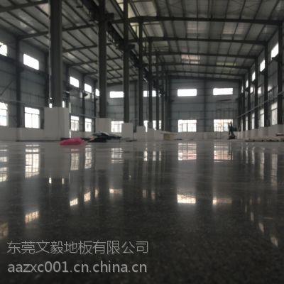 惠州白花混凝土现场搅拌 车间水泥地打磨抛光 厂房旧地面翻新
