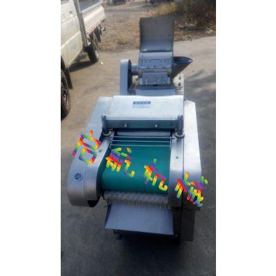 不锈钢萝卜切片机 启航牌快速大产量圆葱切丝机