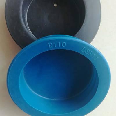 恒强牌PE管耐老化塑料管帽 沈阳耐低温抗冲击塑料管帽