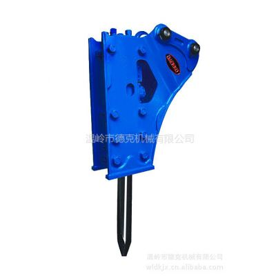 心动价供应韩国进口机芯 三角液压破碎锤DK0 155钎杆长度1450mm